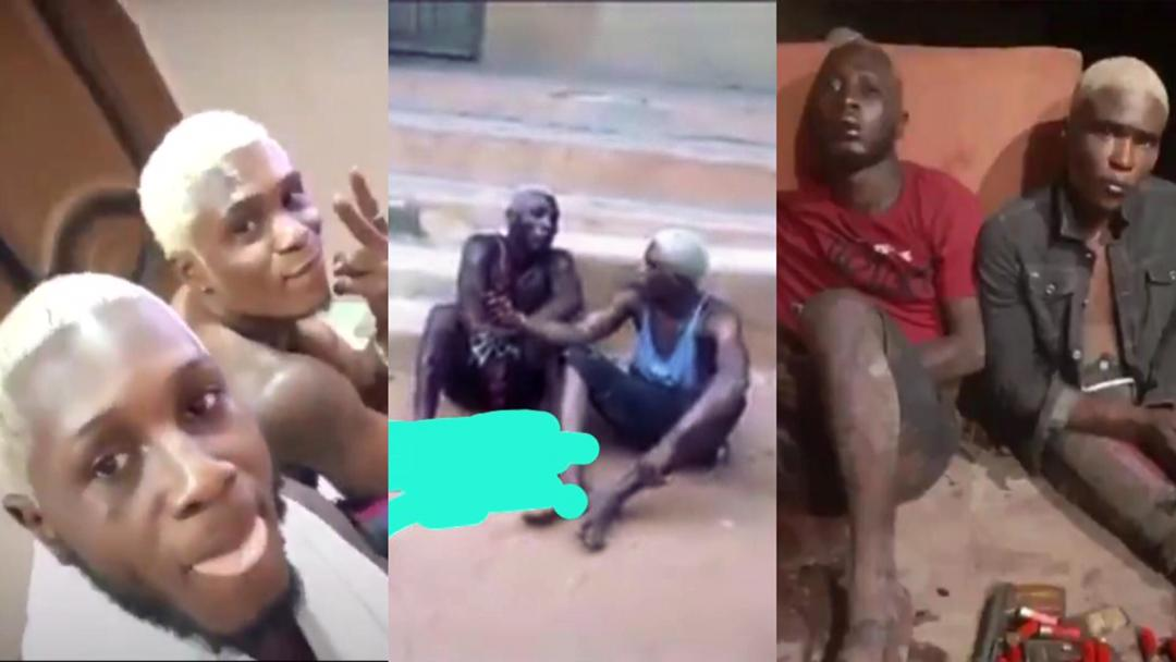 Twist: Social media big boys arrested in robbery operation days after showing off online [Video]