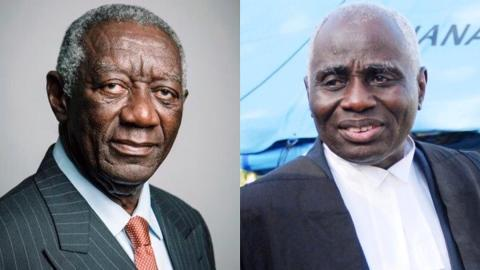I was targetted by former President Kufuor, he always wanted to find fault with me – Lawyer Tsatsu Tsikata
