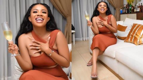 Serwaa Amihere lands in hot soup for slamming Psalm Adjeteyfio for blaming his side chics for his predicament