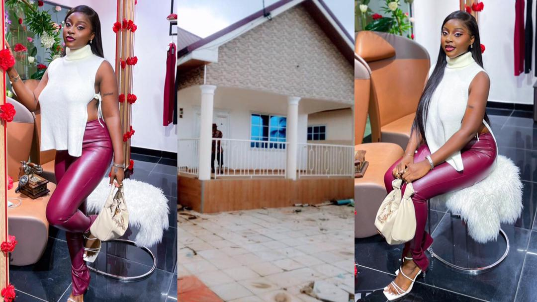 Landlord asks pretty lady to leave his house due to the skimpy and tempting dresses she always wears