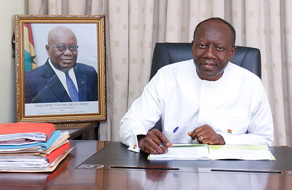 We Have Heard Your Plea, Now Let Us All Fix Ghana – Hon. Ken Ofori-Atta Begs Ghanaians