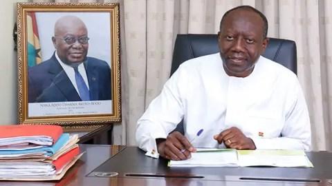 The President has been strong in fighting corruption – Ken Ofori-Atta-Atta defends Akufo-Addo-Addo