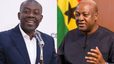 Kojo Oppong Nkrumah failed to pass as Minister because he disrespects Mahama – NDC supporters rejoice