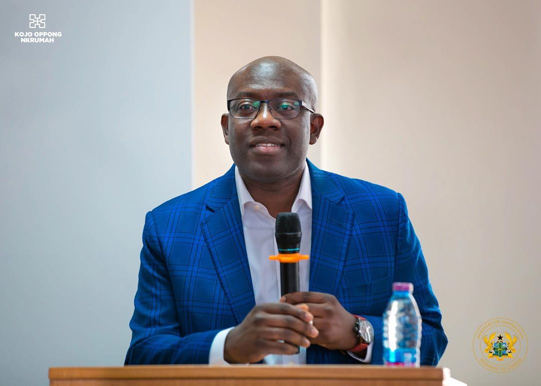 Forget EIU projection, NPP shall surely win election 2024 – Kojo Oppong Nkrumah