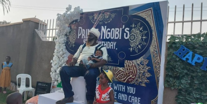 Man Tears Up As His 5 Wives Surprise Him With A Birthday Party For Loving Them Equally- Photos 4