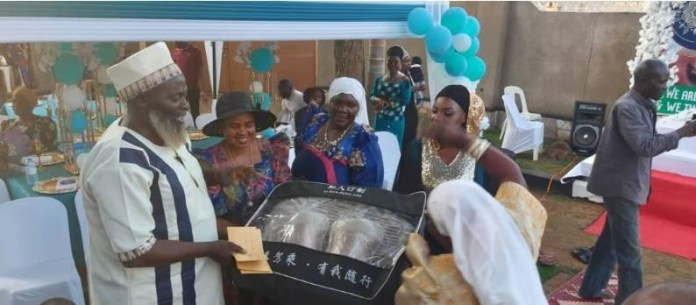Man Tears Up As His 5 Wives Surprise Him With A Birthday Party For Loving Them Equally- Photos 5