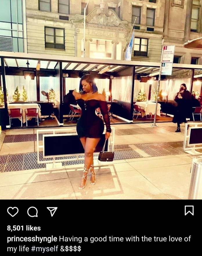 """""""You're a mistake & it's over"""" – Princess Shyngle ends marriage to """"bestie"""" after few weeks; reveals deep marital issues [Details]"""