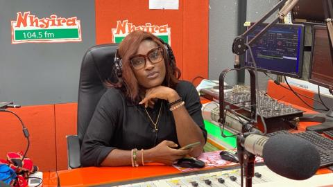 Ghanaian artistes don't support their own; they don't even post local event flyers on their IG pages – Ruthy fumes