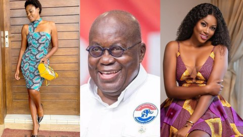 The Leader Who Bashed The Ex-President Is The Same Leader Failing Ghanaians – Yvonne Nelson Descends On Nana Addo Over Dumsor Crises
