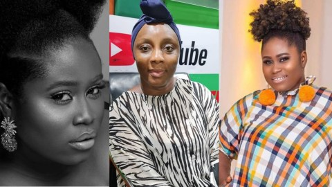 VIDEO: I Don't Have Any Issues With Lydia Forson, She Is Very Beautiful And I Love Her Movies – Counselor Charlotte Oduro