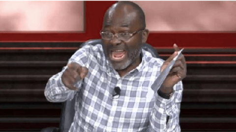 Kennedy Agyapong loses his cool, promises to show some NPP members 'Pepper' over some lands issue