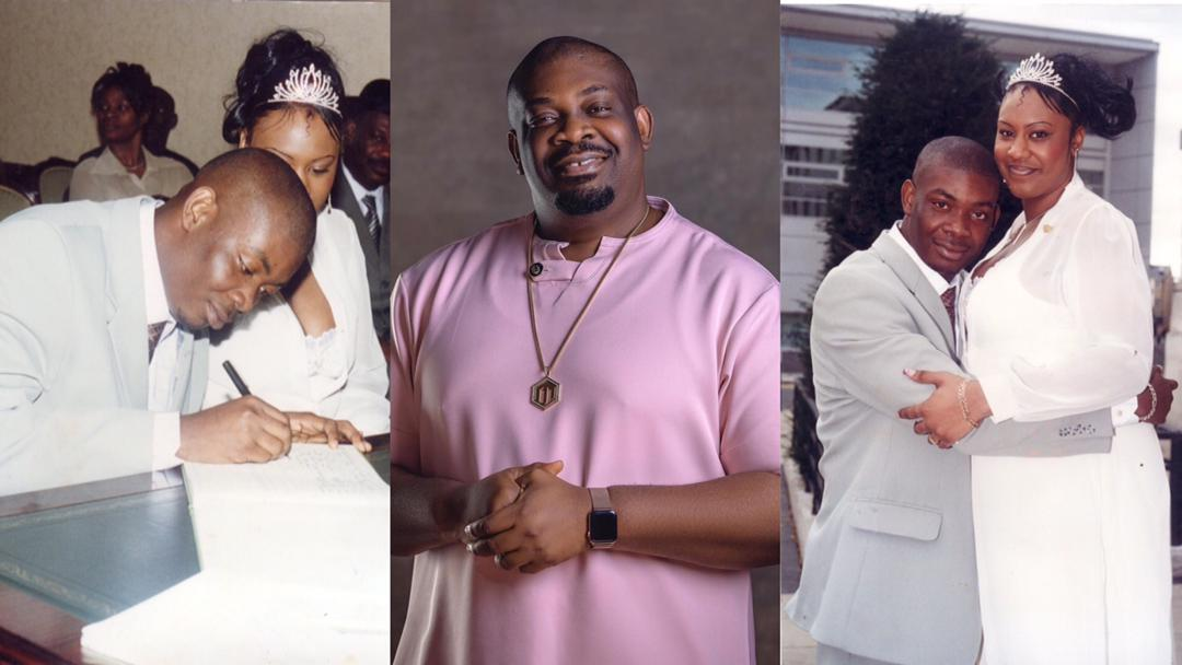 """""""I married at age 20 and it failed"""" – Don Jazzy, 38 explains why he is not ready yet to marry again"""