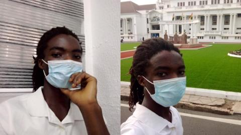 """""""The world is watching, the best solution is justice""""– Dreadlocked student say as court rules on his case against Achimota School today"""