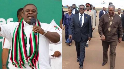 """Mahama had a lot of hate for Atta-Mills, he needs to confess his sins or I exp0se him"" – Koku Anyidoho rants"