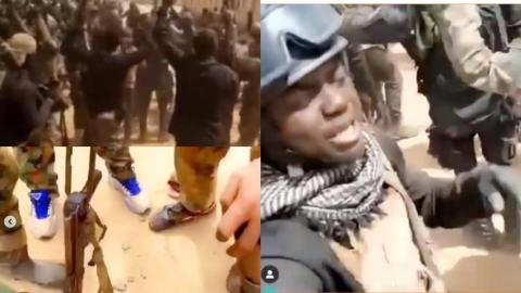 How Nigerian soldiers bravely captured a Boko Haram stronghold [Video]