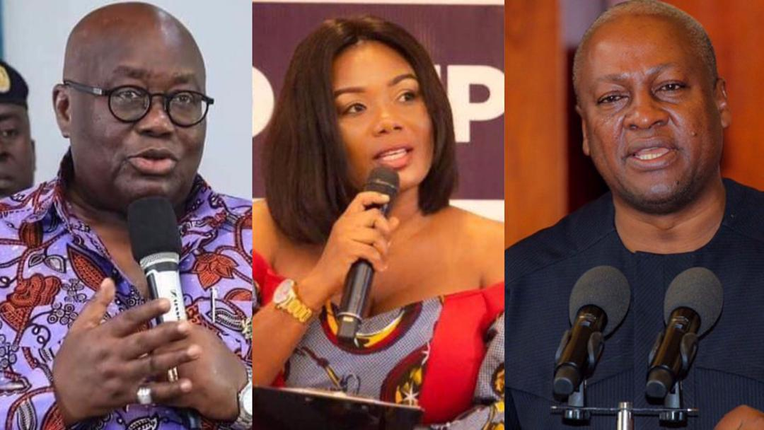"""""""Mahama will take responsibility and fix things but Nana Addo is misled, uninformed, and unaware"""" – Bridget Otoo goes hard"""