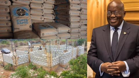 """""""God will punish our leaders?"""" – Ghanaians bemoan the rise in cement price from GH¢24 to GH¢50 within a year"""