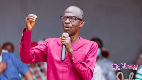 Dumsor is back; stop lying to Ghanaians – Asiedu Nketia chides Akufo Addo