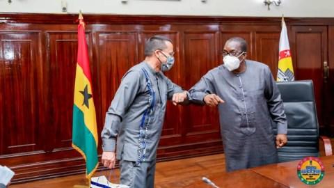 'LGBTQI is An Abomination In Ghana' – Bagbin Tells Australian High Commissioner