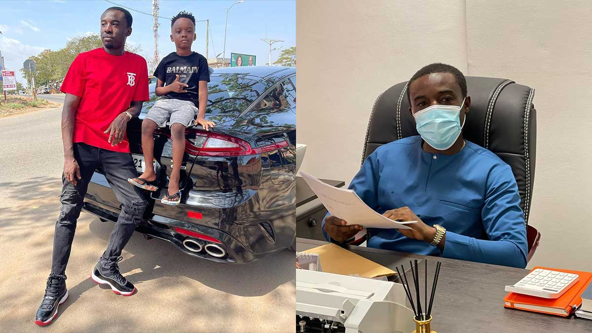 Criss Waddle acquires brand new Mercedes Benz (Video)