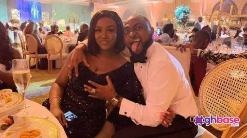 Davido swallows his pride as he wishes his estranged baby mama, Chioma on her birthday