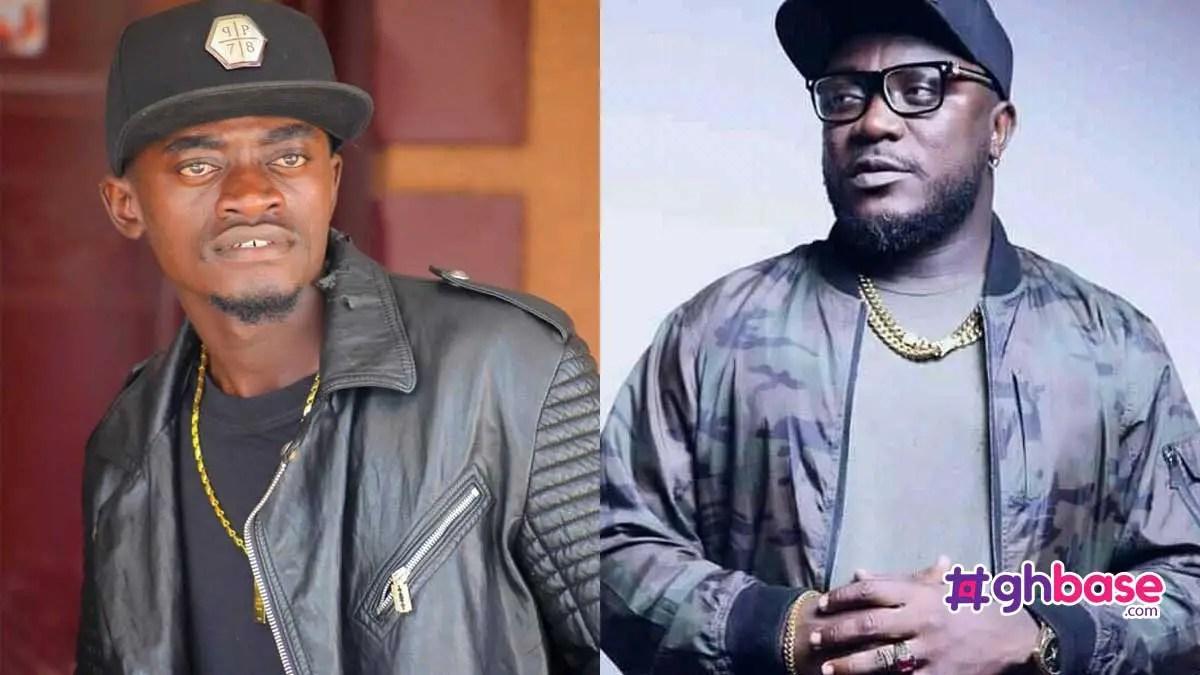 You are fake – Nhyiraba Kojo throws shots at Kojo Nkansah Lilwin