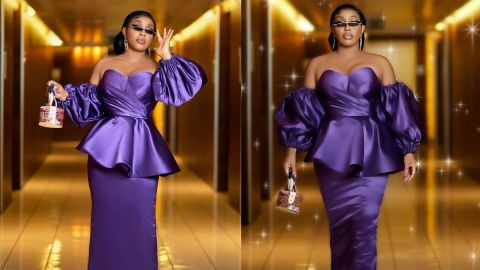 'At 45 I Still Don't Have My Own Child But I Still Hope to Be A Mom'- Rita Dominic Opens Up (Video)