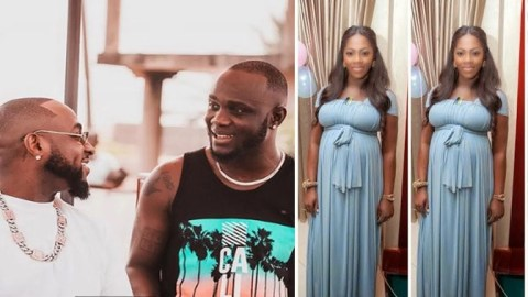 Tiwa Savage finally reacts to reports of being pregnant for Davido's aide, Obama DMW (Video)