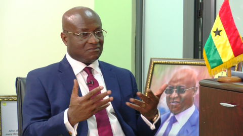 """Monetary demands from Ghanaians during elections make politicians corrupt"" – Osei Kyei Mensah-Bonsu"