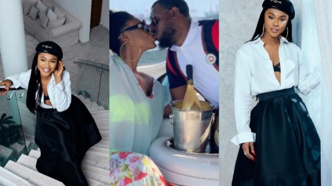 Becca And Husband Debunk Divorce Rumors As They Flirt With Each Other On Social Media