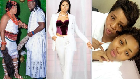 Regina Daniels Refuses To Attend The Wedding Of Her Mother For Marrying A Man Younger Than Her (+Photos)