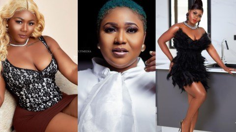 Salma Mumin Sues Xandy Kamel For 1Million Cedis And Here Is Why