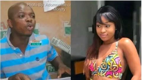 "Video: ""Fix your cheap Kantamanto G-string before you ask Nana Addo to fix Ghana""  – Abronye DC hits Efia Odo hard"