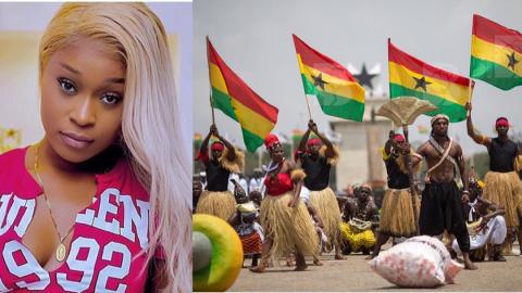 """#FixThe Country: """"They purposely want us to get tired but we remain resilient"""" – Efia Odo speaks following adjournment of demo by court"""
