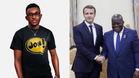 """""""We are going to stop IMF and World Bank from giving out loans to Ghana soon"""" – #FixTheCountry originator, Kalyjay vows"""