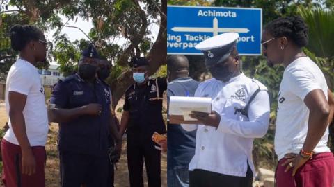 Former Black Stars midfielder Derek Boateng arrested in Accra for speeding
