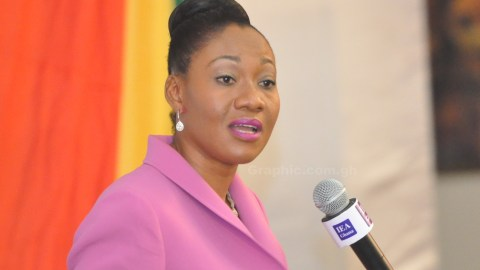 """""""EC should not be blamed for election violence and deaths"""" – Jean Mensa"""