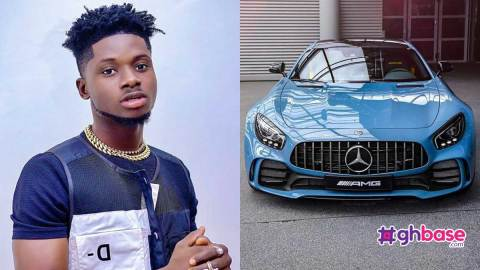 A lady offered me Mercedes Benz to date her but I rejected – Kuami Eugene recounts (+Video)
