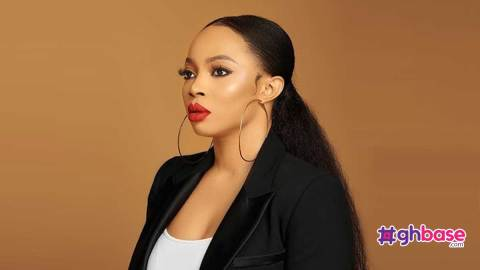 """""""A wealthy woman is nothing without a man"""" – Actress shades Toke Makinwa"""