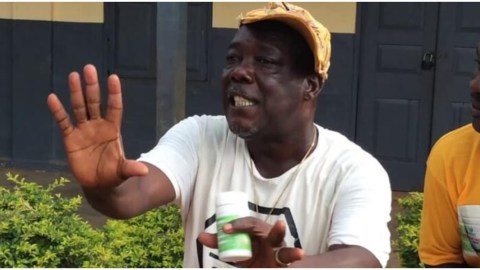Just In: Kumawood actor Agya Manu reported dead