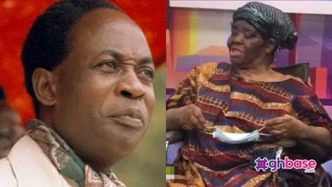 Woman 'who took bomb' for Kwame Nkrumah in 1964 reportedly dies