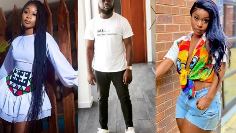 Efia Odo Restores Her Twitter Page, Starts Beef With Kwadwo Sheldon