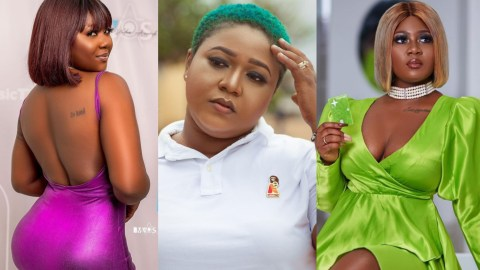 """(+VIDEO) You Don't Know Me Yet Had The Guts To Say Strangers Were """"Chopping"""" My Bortos In Exchange Of Money – Salma Mumin Blasts Xandy Kamel"""
