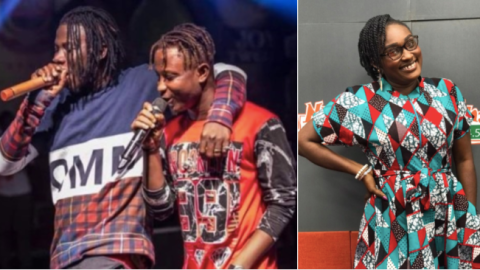 """Video: """"Kelvyn Boy must apologize to Stonebwoy and wife else the curse will continue to hunt him"""" – Ruthy advises"""