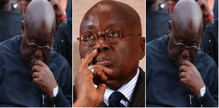 Akufo Addo has nothing better to offer Ghanaians, he's a failure – #FixTheCountry protestors
