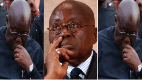 Video: Akufo Addo has nothing better to offer Ghanaians, he's a failure – #FixTheCountry protestors