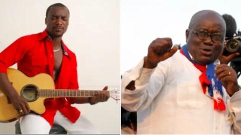 Akufo Addo gave Kwabena Kwabena 20,000ghc at Golden Tulip – Kwame A Plus