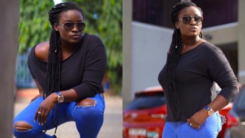 """""""Nobody can shut me up"""" – Jessica Opare Saforo replies to critics who say she does not qualify to host relationship shows because she's unmarried at 40"""