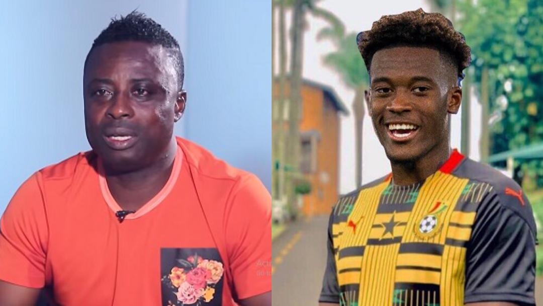 """""""Never switch from England to play for Ghana, you'll regret it"""" – Charles Taylor warns Callum Hudson-Odoi"""