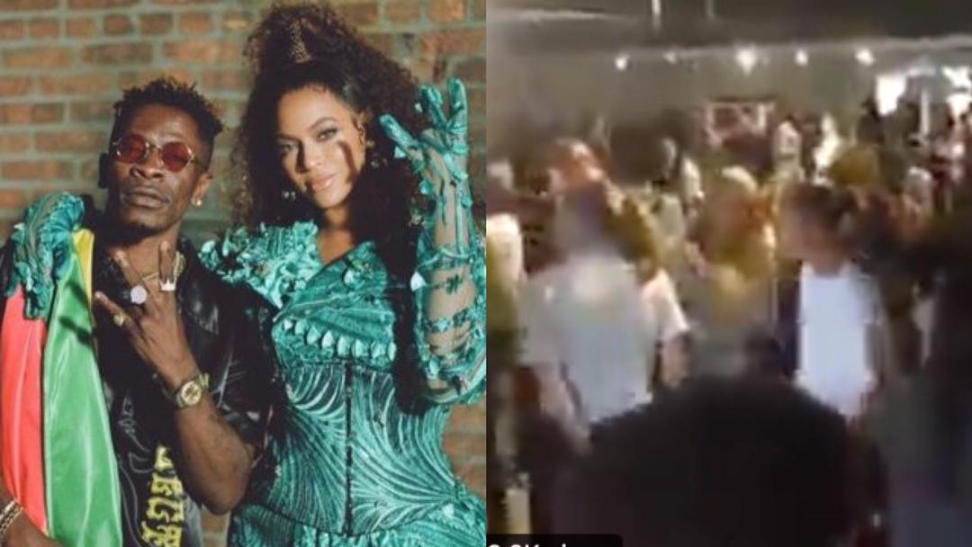 """""""This is rac!sm"""" – Career-ending moment where whites refuse to jam to Shatta Wale's verse on Beyoncé's """"Already"""" track [Video]"""
